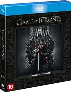 Game of Thrones (Le Trône de Fer) - Saison 1 [Blu-Ray]