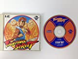 Fighting Street game for PC Engine, Turbo Duo, & Turbo Graphic 16