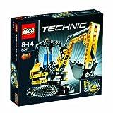 LEGO Technic 8047 - Excavadora compacta [versi�n en ingl�s]