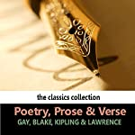 Poetry, Prose & Verse | William Blake,Rudyard Kipling