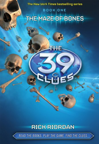 The Maze of Bones (The 39 Clues, Book 1) - Library Edition