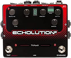 Pigtronix Echolution 2 Delay Pedal from Pigtronix