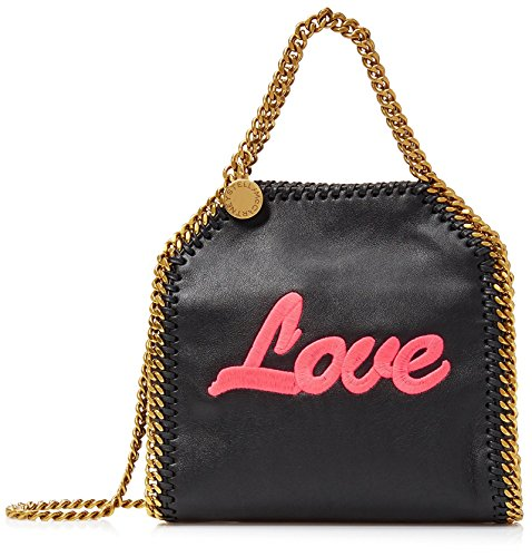 High-end vegan handbags: Stella McCartney Women's Love Tote