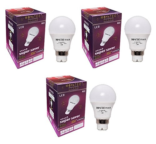 5W-LED-Bulbs-(Cool-White,-Pack-of-3)