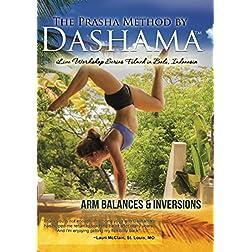 Gordon, Dashama Konah - Arm Balances And Inversions