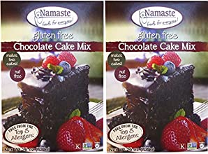 Namaste Foods Chocolate Cake Mix 26 oz 2 pk