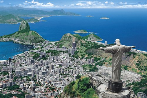Hill-of-Corcovado-than-2016-piece-puzzle-master-Brazil-23-556-japan-import