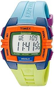 Timex Herren-Armbanduhr XL Expedition Digital Quarz Plastik T49922SU