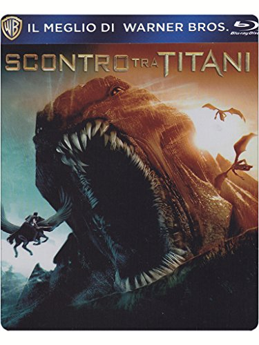 Scontro tra titani (steelbook limited edition) [Blu-ray] [IT Import]