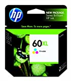 HP 60XL Tri-color Ink Cartridge in Retail Packaging (CC644WN)