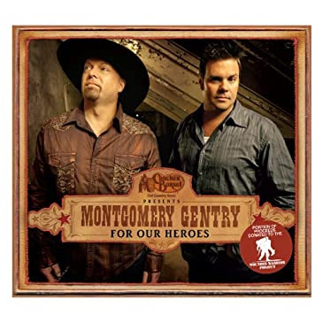 Montgomery Gentry Special Edition CD