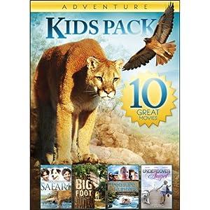 10-Movie Kids Pack V.2