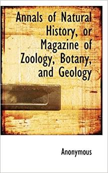 Annals And Magazine Of Natural History Download