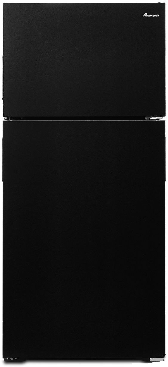 Amana ART104TFDB 14.3 Cu. Ft. Black Top Freezer Refrigerator