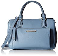 Nine West Zip N Go Satchel Bag
