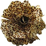 Fluerettes Brown Cheetah Print Flower - 1 Pack 1 pcs sku# 1033693MA