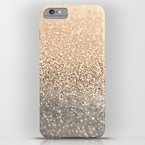 society6(ソサエティシックス) iPhone6(4.7インチ)ケースギャツビーゴールド GOLD by Monika Strigel 並行輸入品