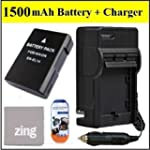 ENEL14 Battery And Charger Kit for Ni...