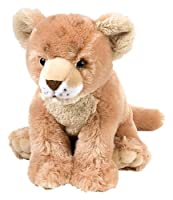 Wild Republic Lion Baby Plush, Stuffed Animal, Plush Toy, Gifts for Kids, Cuddlekins