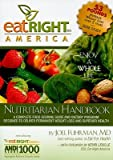 Eat Right America Nutritarian Handbook: And Andi Food Scoring Guide   [EAT RIGHT AMER NUTRITARIAN HAN] [Paperback]