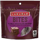 Larabar Double Chocolate Brownie Bites Pouch, 5.3 oz.
