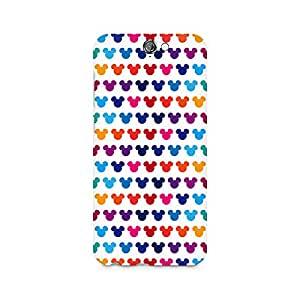 TAZindia Printed Mobile Hard Back Case Cover For HTC One A9