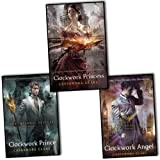 Cassandra Clare The Infernal Devices Collection 3 Books Set (Clockwork Angel, Clockwork Prince, Clockwork Princess) Cassandra Clare