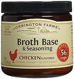 Orrington Farms Broth Base & Seasoning Chicken -- 12 oz