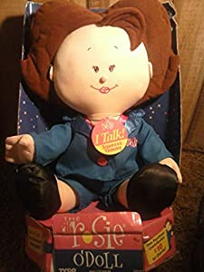 """Talking Rosie O'Donnell Doll 19"""""""