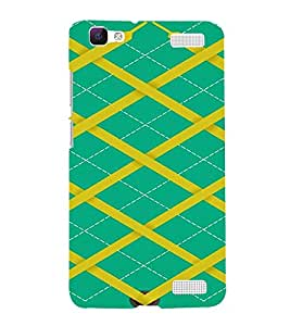PrintVisa Sweater Design 3D Hard Polycarbonate Designer Back Case Cover for VivoV1MAX