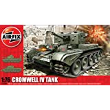 Airfix A02338 Cromwell Cruiser 1:76 Scale Series 2 Plastic Model Kit