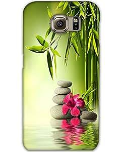 MobileGabbar Samsung Galaxy S6 Edge Plus Back Cover Plastic Hard Case