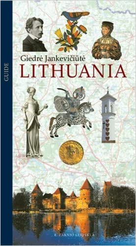 Lithuania - Illustrated Travel Guide