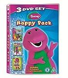 Acquista Barney 3 DVD box set (Animal ABC, Top 20, Best Of) [2010 DVD] [Edizione: Regno Unito]