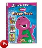 Barney 3 DVD box set (Animal ABC, Top 20, Best Of) [2010 DVD] [Edizione: Regno Unito]