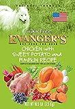 Evanger'S 776418 Grain Free Chicken, Sweet Pot, Pumpkin Dry Dog Food, 33-Pound