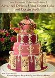 Cake Treasures Collection Volume 2 - Advanced Designs Using Cricut Cake and Design Studio