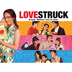 Lovestruck - Philippines Filipino Tagalog DVD Movie