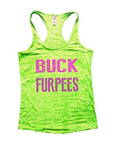 Womens-Burpees-Workout-Burnout-Gym-Tank-Buck-Furpees-Running-Shirt