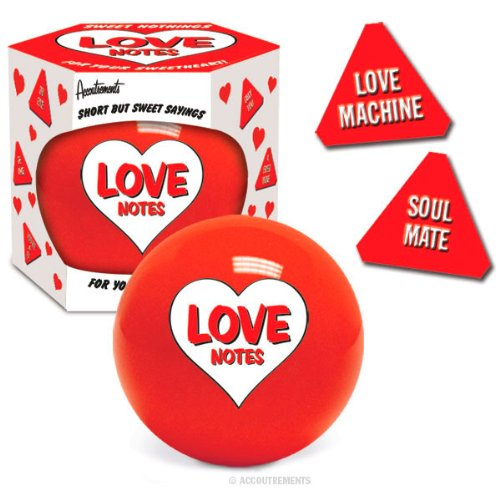 Sweethearts Love Notes Magic Sayings Ball Valentine's Day Gift 8 & Up