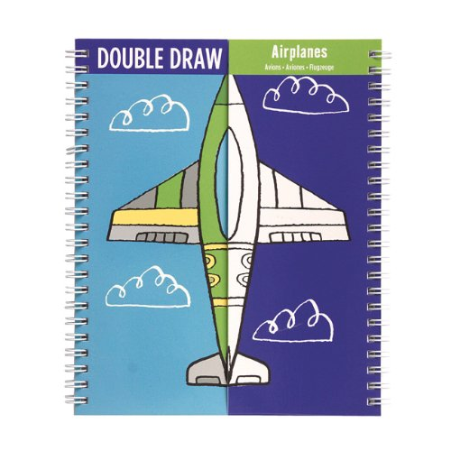 Mudpuppy Airplanes Double Draw - 1