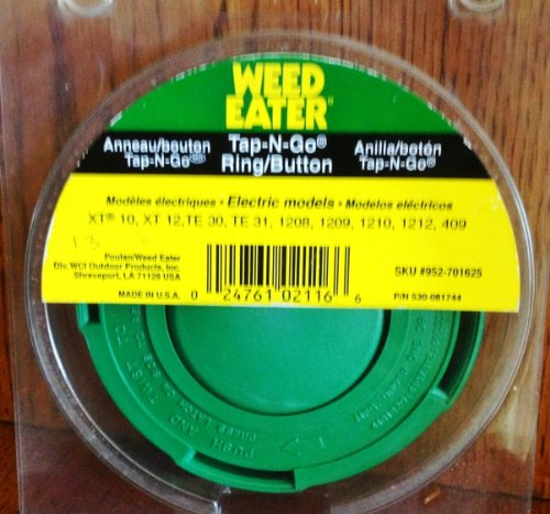 Weed Eater Replacement Spool For Tap-N-Go Electric Models
