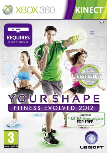 Your Shape 2012 Game of The Year - Classics (Xbox 360)