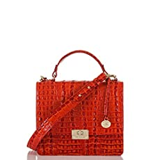 Cecelia Shoulder Bag<br>Vermillion La Scala