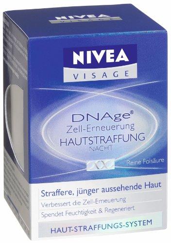 Nivea Visage Anti-Age DNAge Nachtpflege, 50 ml
