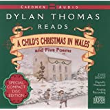 Childs Christmas In Wales Cd ,by Thomas, Dylan ( 1984 ) audiocd