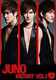 JUNO HISTORY VOL.1 [DVD]