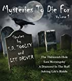 img - for Mysteries to Die For (A Collection of Short Stories) book / textbook / text book