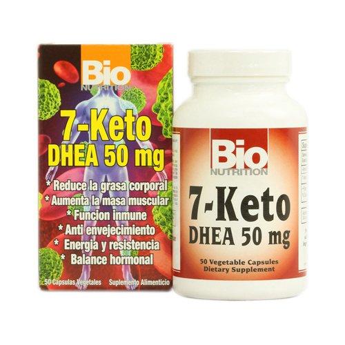 Bio nutrition 7 Keto DHEA 50 mg -