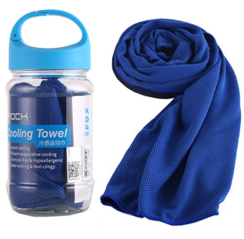 Sweat Towel On Neck: Top Best 5 Cheap Cooling Towels Neck For Sale 2016 (Review